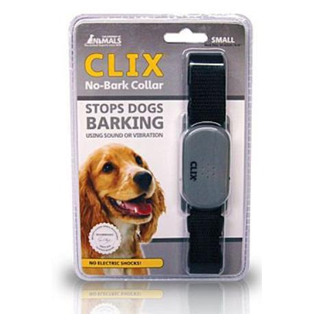 Obojek elektronický výcvikový Clix No-Bark vel. S