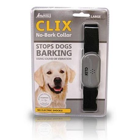 Obojek elektronický výcvikový Clix No-Bark vel. L
