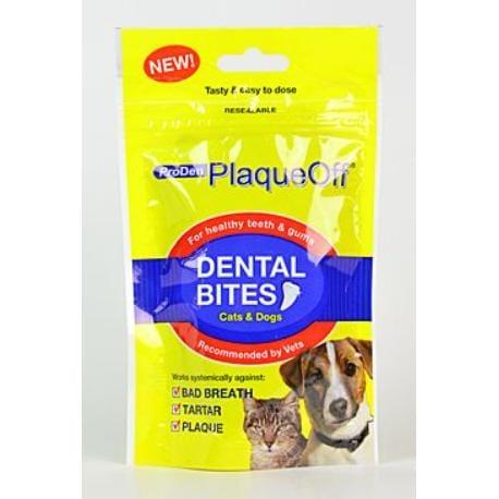 Dental bites plaque off 60g