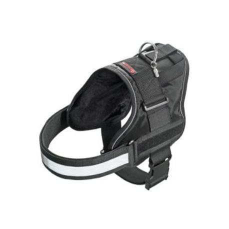 Postroj teflon XTREME čierny reflex 65-85/38 KAR 1ks