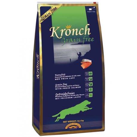 KRONCH GRAIN FREE mladý i dospělý pes 5kg