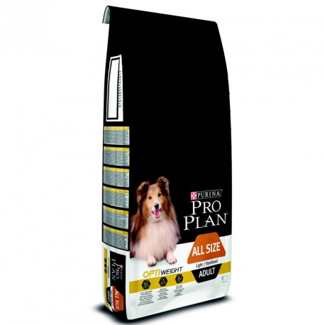 Purina Pro Plan Dog All Size Adult Light & Sterilised 14 kg