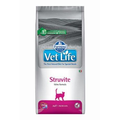Vet Life Natural CAT Struvite 2kg
