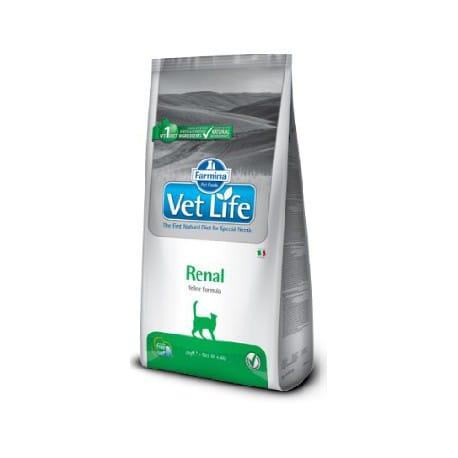 Vet Life Natural CAT Renal 2kg