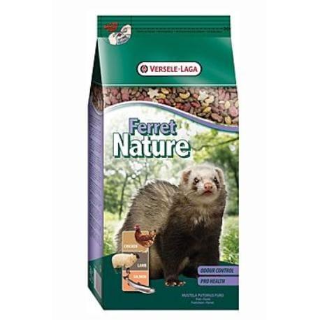 Versele Laga Krmivo pro fretky Ferret Nature 750g