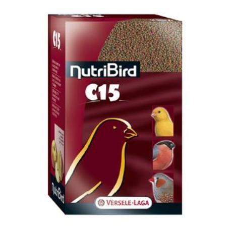 Versele Laga Krmivo pro papoušky NutriBird C15 1kg