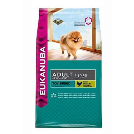 Eukanuba Dog Adult Toy Breed 800g