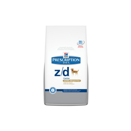 Hill's Can. Z/D Ultra Alergen Free Dry 3kg