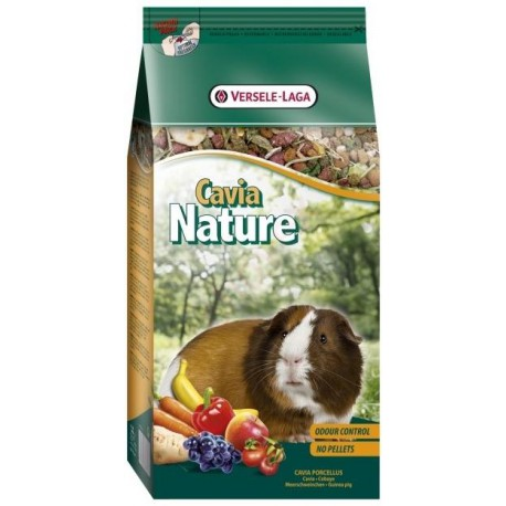 Versele Laga Krmivo pro morčata Cavia Nature 2,5kg