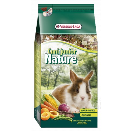 Versele Laga Krmivo pro králíky Cuni Nature Junior 750g