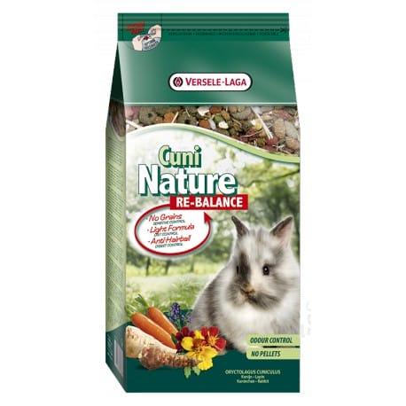 Versele Laga Krmivo pro králíky Cuni Nature Rebalance 700g