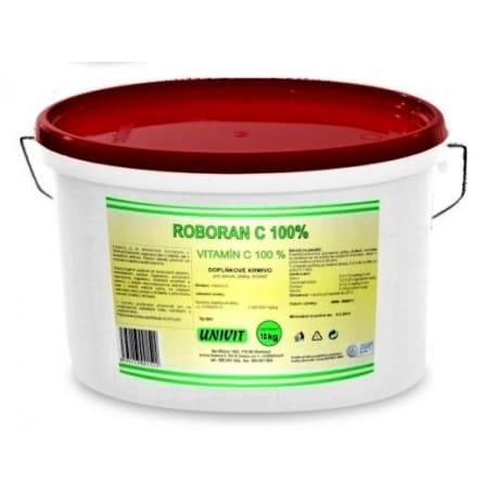 Univit Roboran C Vitamin 100 plv 10kg