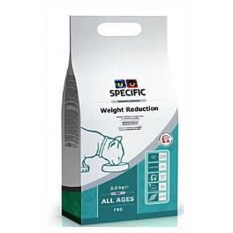 Specific FRD Weight Reduction 2kg kočka