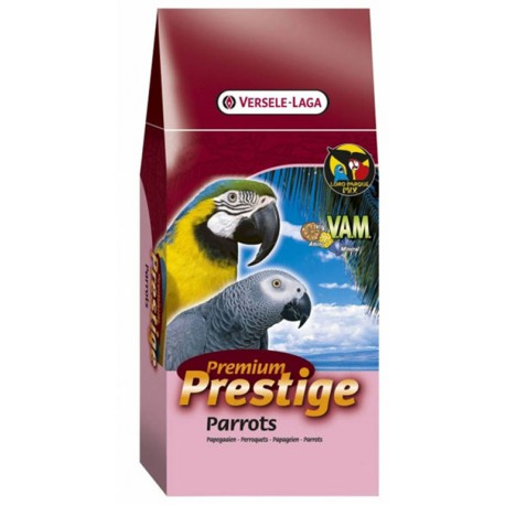 Versele Laga Krmivo pro papoušky velké Parrots Premium 1kg