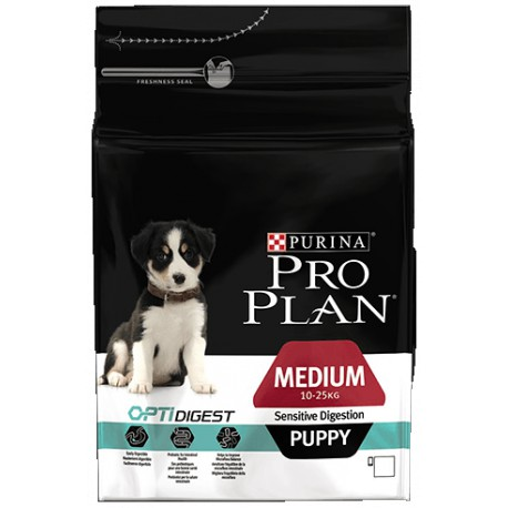 Purina Pro Plan Dog Medium Puppy Sensitive Digestion 3kg