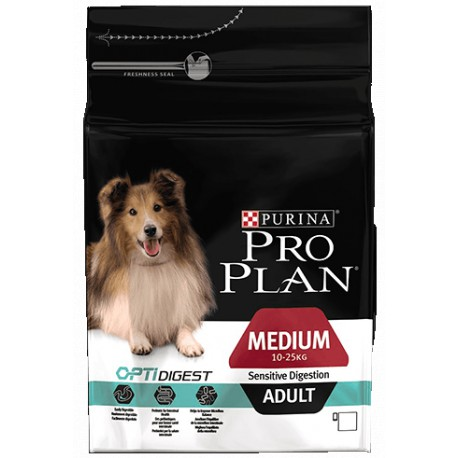 ProPlan Dog Adult Medium Sens. Digest 14kg