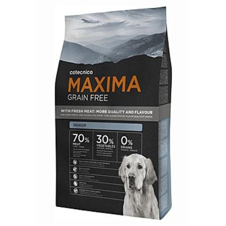 Maxima Dog Grain Free Senior 3kg + VÝPRODEJ