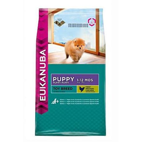 Eukanuba Dog Puppy Toy Breed 800g