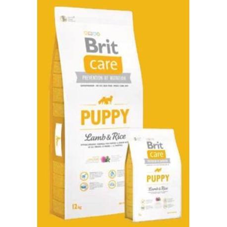 Brit Care Dog Puppy Lamb & Rice 3kg + Sleva 5% od 2ks