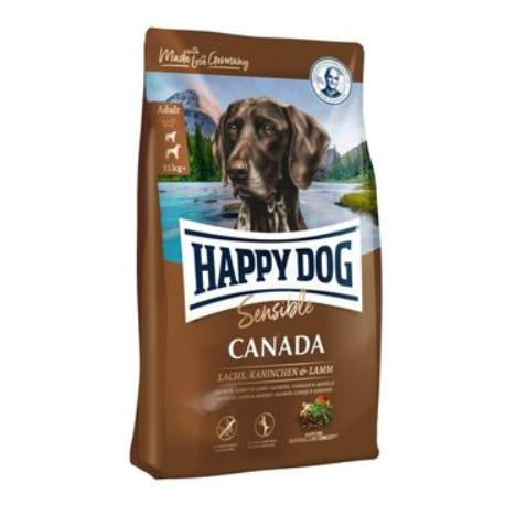 Happy Dog Supreme Sensible CANADA los,král,jehn 1kg + Sleva 5% od 2ks