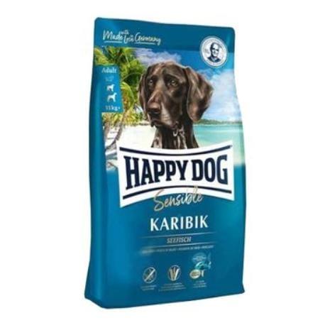 Happy Dog Supreme Sensible KARIBIK moř.ryby 4kg
