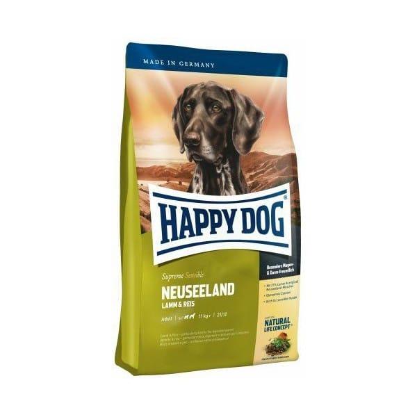 happy dog supreme sensible neuseeland lamb rice 12 5kg. Black Bedroom Furniture Sets. Home Design Ideas