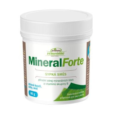 Nomaad Mineral Forte 80g + Sleva 5% od 2ks