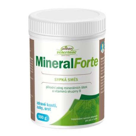 Nomaad Mineral Forte 500g + Sleva 5% od 2ks