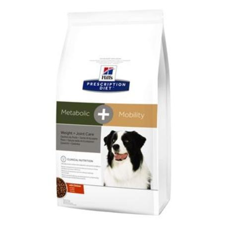 Hill's Canine  Dry Adult Metabolic+Mobility 4kg