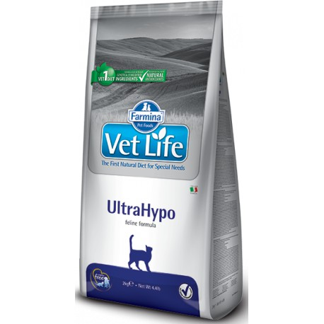 Vet Life Natural CAT Ultrahypo 400g