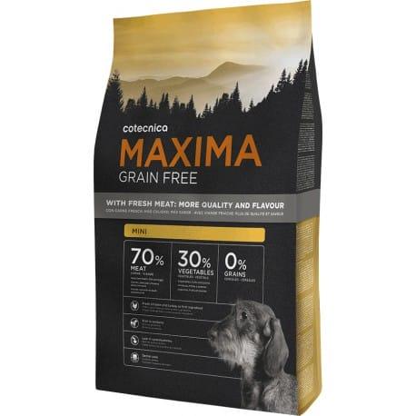 Maxima Dog Grain Free Adult Mini 3kg
