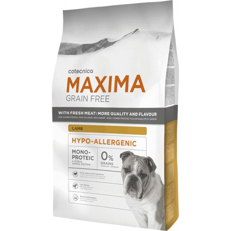 Maxima Dog Grain Free Adult Hypo-Allergenic Lamb 3kg