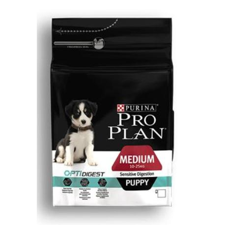 ProPlan Dog Puppy Medium Sens.Digest 12kg