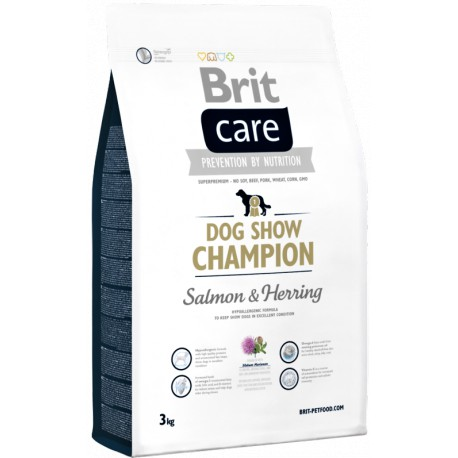 Brit Care Dog Show Champion 2 x 3kg
