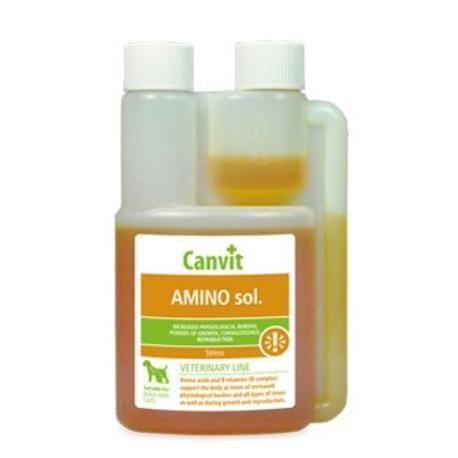 Canvit Amino pro psy a kočky sol 125ml new