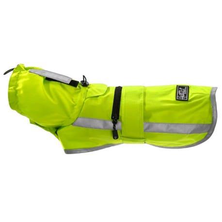 Mikina reflexní Hurtta Lifeguard Storm žlutá 45 + VÝPRODEJ