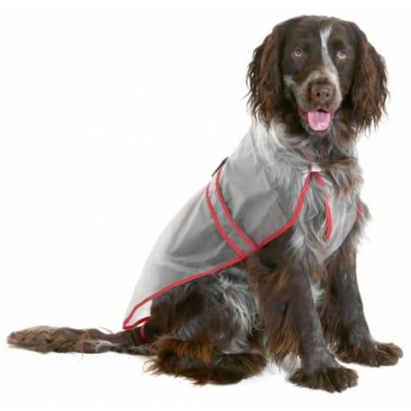 Pláštěnka pro psy PVC 60cm KAR 1 ks