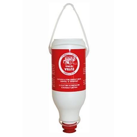 EUTRA Tetina 500ml mléčný tuk Semi-liquid, láhev