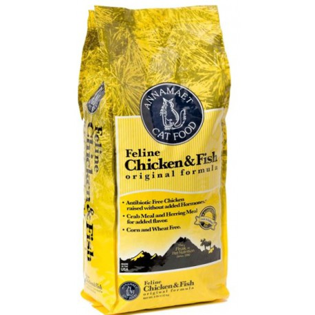 Annamaet Feline Chicken & Fish 1,81kg