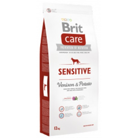 Brit Care Dog Sensitive Venison & Potato 1kg + Sleva 5% od 2ks