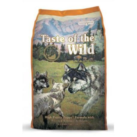 Taste of the Wild High Prairie Puppy 13kg + Sleva 5% od 2ks