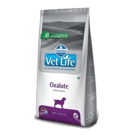 Vet Life Natural DOG Ossalati 2kg