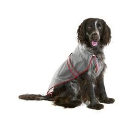 Pláštěnka pro psy PVC 38cm KAR 1ks