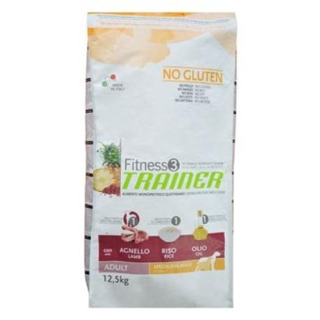 Trainer Fitness Adult M/M No Gluten Lamb Rice12,5kg