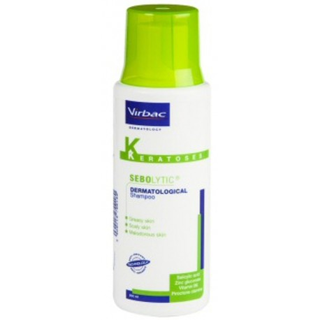 Virbac Sebolytic šampon 200ml