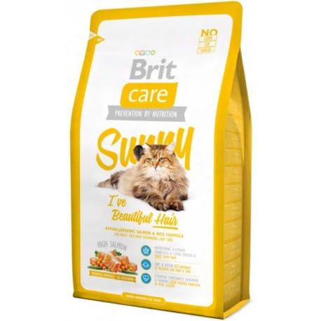 Brit Care Cat Sunny I´ve Beautiful Hair 2kg