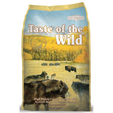 Taste of the Wild High Prairie 13kg + Sleva 5% od 2ks