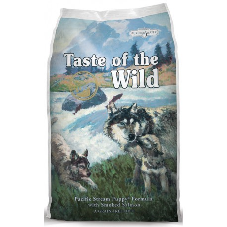 Taste of the Wild Pacific Stream Puppy 6kg + Sleva 5% od 2ks