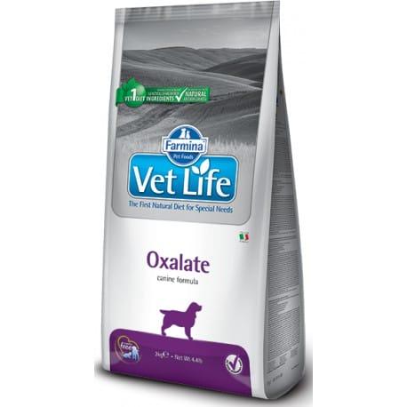 Vet Life Natural DOG Ossalati 2kg