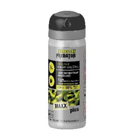 Repelent PREDATOR MAXX plus spray 80ml
